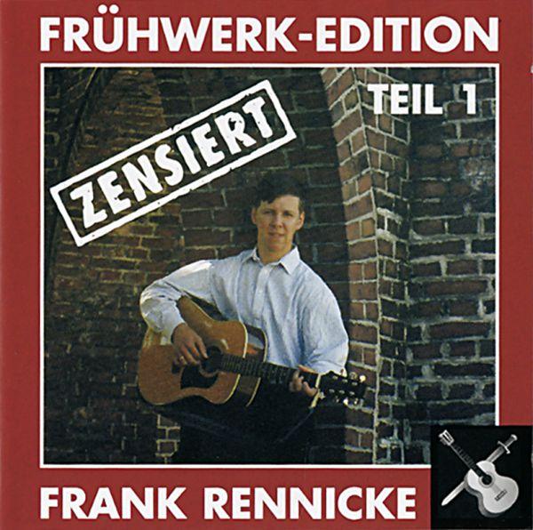 Frank Rennicke, Frühwerk-Edition, Teil I