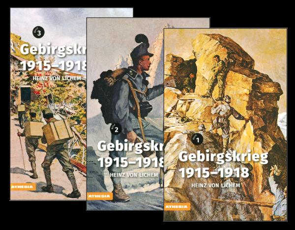 Gebirgskrieg 1915-1918