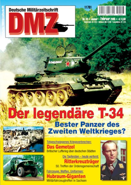 Der legendäre T-34