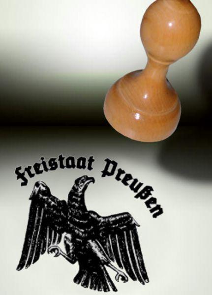 """""""Freistaat Preußen"""""""