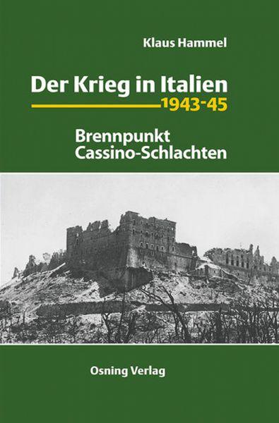 Hammel, Der Krieg in Italien 1943-1945