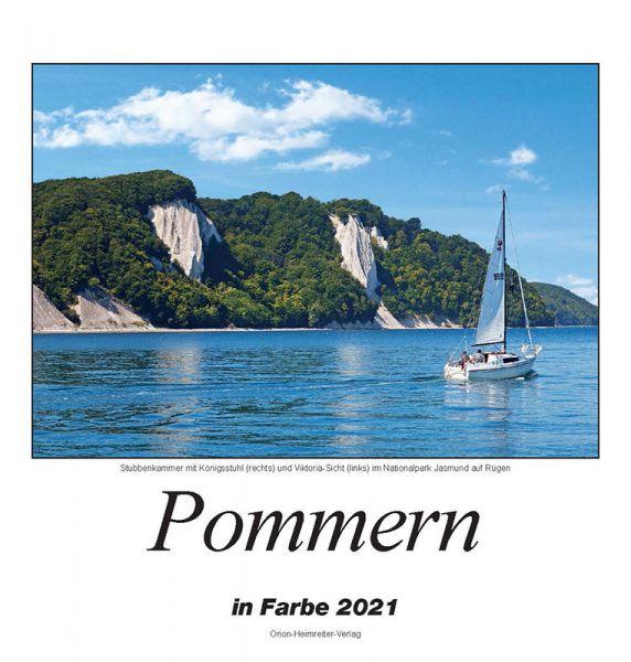 Pommern 2021