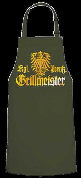 """""""Königlich Preuß. Grillmeister"""""""