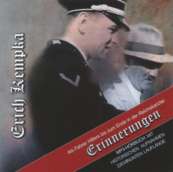 Erich Kempka - Erinnerungen