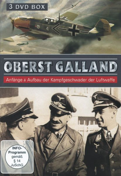Oberst Galland