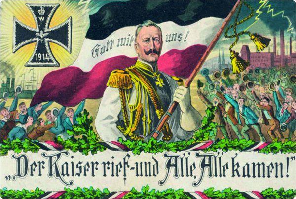 """""""Der Kaiser rief und Alle, Alle kamen"""""""