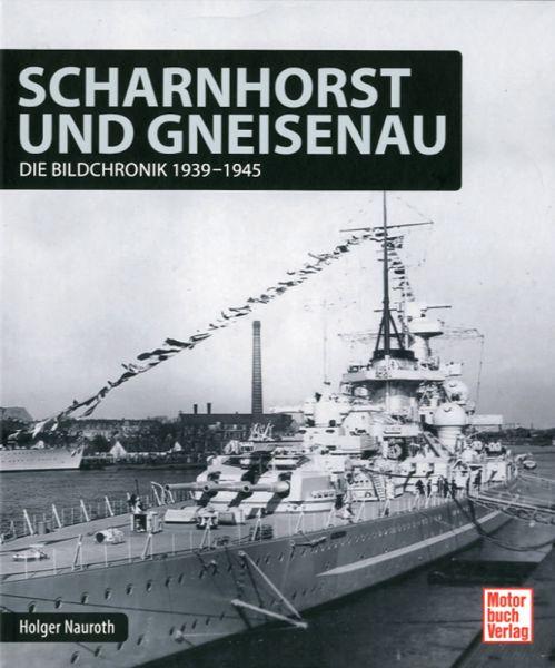 Schlachtkreuzer Scharnhorst und Gneisenau