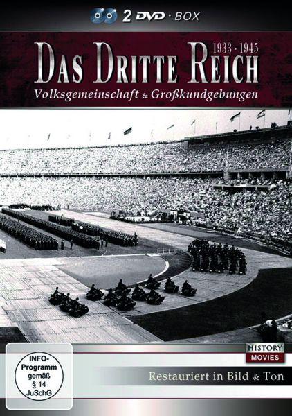 Das Dritte Reich - Volksgemeinschaft und Großkundgebungen