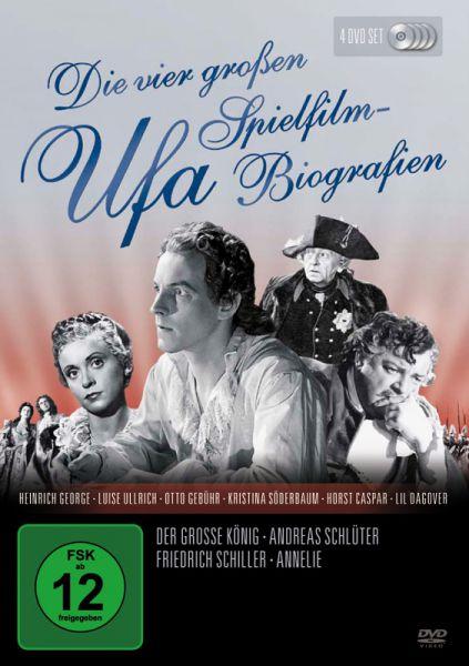 Die vier großen Ufa-Spielfilm-Biografien