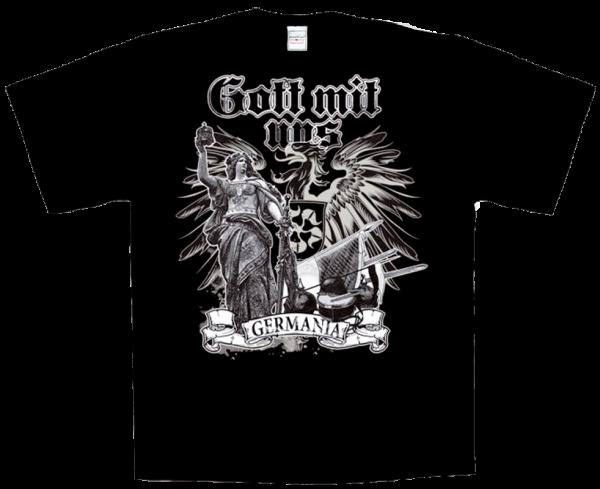 """""""Germania - Gott mit uns"""""""