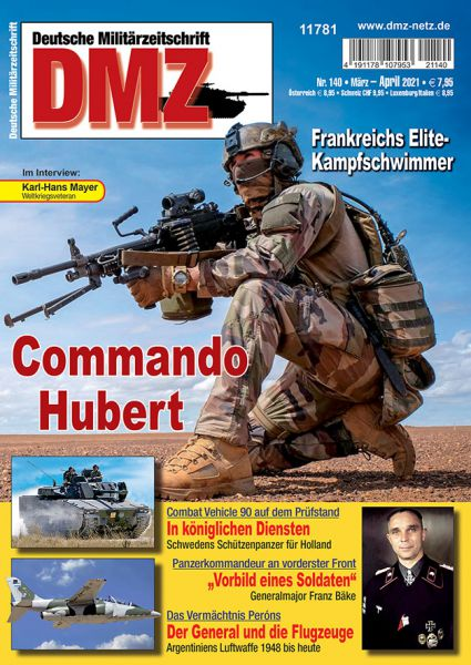 Commando Hubert