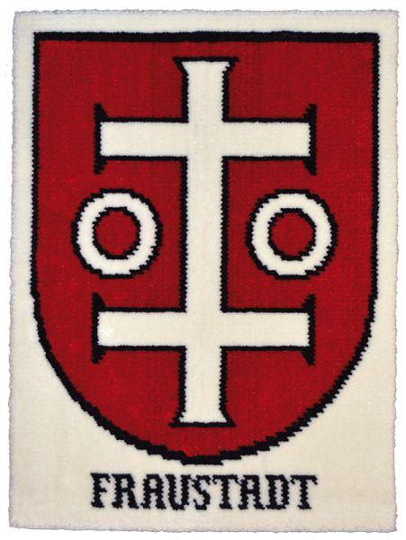 """Fraustadt - Wappen"""