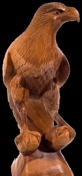 Adler-Statue