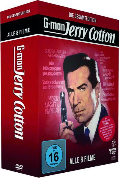 G.man Jerry Cotton