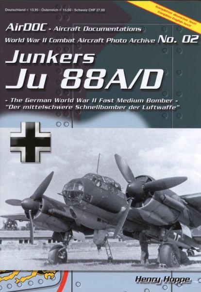 Junkers Ju 88A/D