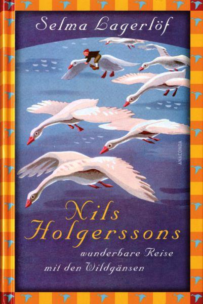 Nils Holgerssons wunderbare Reise mitden Wildgänsen