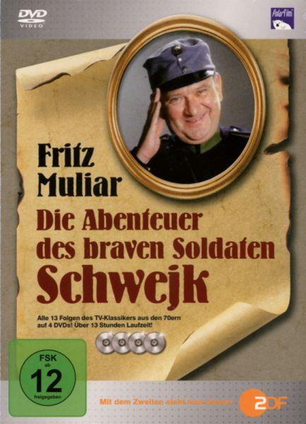 Die Abenteuer des braven Soldaten Schwejk (1972–1976)